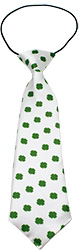 Shamrock Big Dog Tie