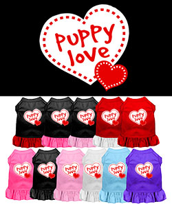 Puppy Love Dresses
