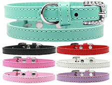Omaha Plain Puppy Collar