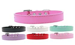 Tulsa Plain Dog Collar