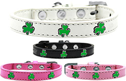 Shamrock Widget Dog Collar