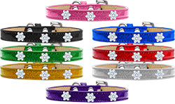 Snowflake Widget Ice Cream Collar