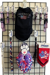 Patriotic Display