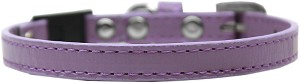 Plain Breakaway Cat Collar Lavender Size 12