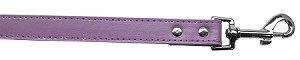 Premium plain pet leash 3/4