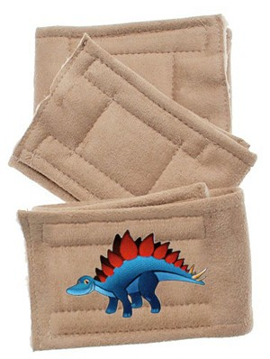 Peter Pads Tan Size XL Dinosaur 3 Pack