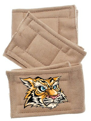 Peter Pads Tan Size MD Tiger 3 Pack