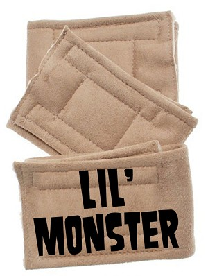 Peter Pads Tan Size XS Lil Monster 3 Pack