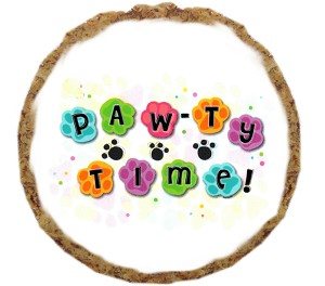 Paw-ty Time Dog Treats - 6 pack