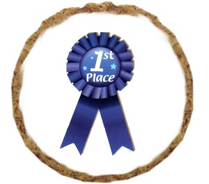 Blue Ribbon Dog Treats - 6 pack
