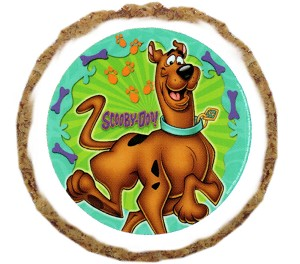 Scooby Doo! Dog Treats - 6 pack