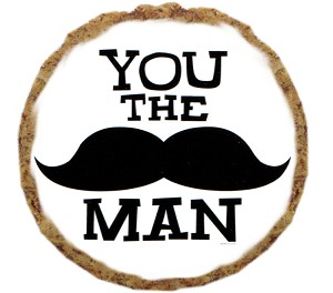 You the Man Dog Treats - 6 pack