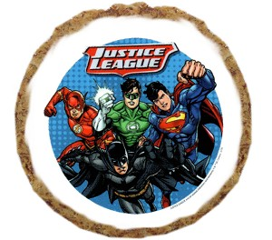 Justice League Dog Treats - 12 pack