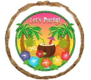 Lets Party Dog Treats - 6 pack