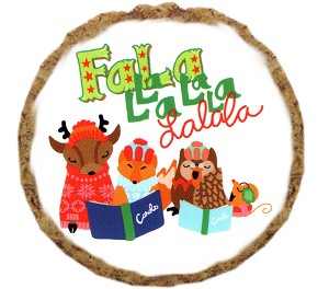 FA LA LA Dog Treats - 6 Pack