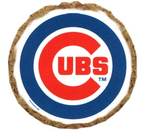 Chicago Cubs Dog Treats 6 pack