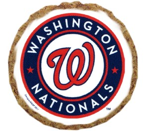 Washington Nationals Dog Treats 12 pack