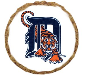 Detroit Tigers Dog Treats 12 pack