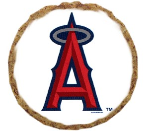 Los Angeles Angels Dog Treats 12 pack