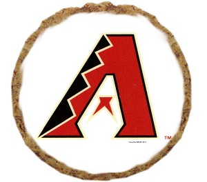 Arizona Diamondbacks Dog Treats 12 pack