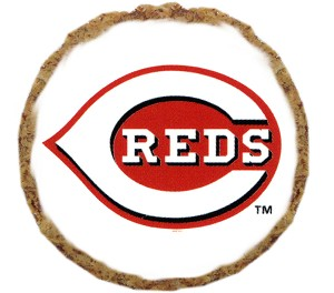 Cincinnati Reds Dog Treats 12 pack
