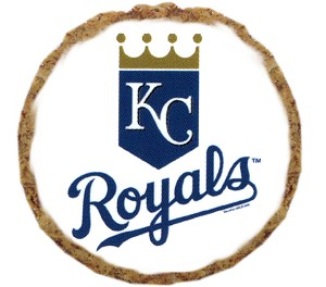 Kansas City Royals Dog Treats 12 pack