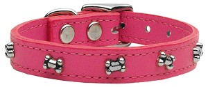 Bone Leather Pink 16