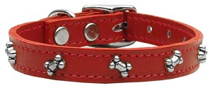 Bone Leather Red 18