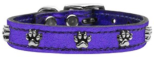 Metallic Paw Leather Purple MTL 14