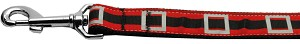 Santa's Belt 1 inch wide 6ft long Leash