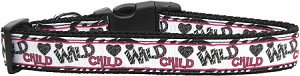 Wild Child Dog Collar Medium