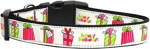 All Wrapped Up Dog Collar Large