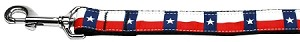 Texas Flag Nylon Dog Leash 6 Foot
