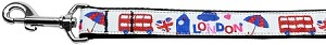 London Town Nylon Dog Leash 6 Foot