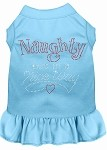 Rhinestone Naughty but in a nice way Dress Baby Blue XS (8)