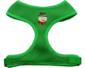 Frosty Chipper Emerald Harness Large
