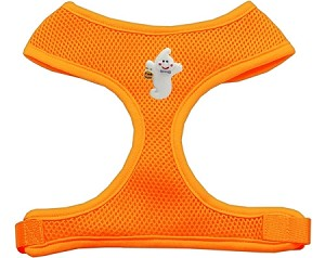 Ghost Chipper Orange Harness Small