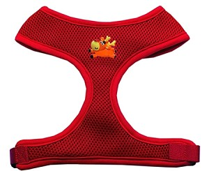 Reindeer Chipper Red Harness Small