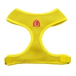 Pink Turkey Chipper Yellow Harness Small