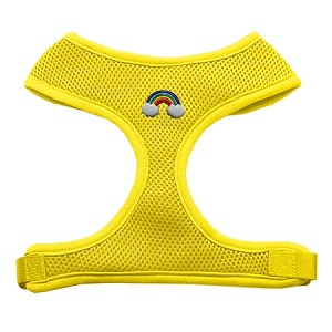 Rainbow Chipper Yellow Harness Medium