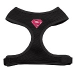 Pink Super Chipper Black Harness Small