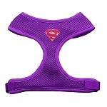 Pink Super Chipper Purple Harness Small