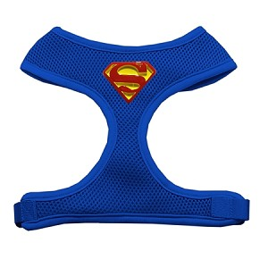 Traditional Super Chipper Blue Harness Small
