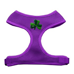 Shamrock Chipper Purple Harness Small