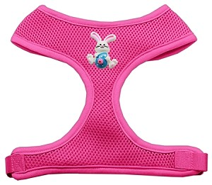 Easter Bunny Chipper Pink Harness Small