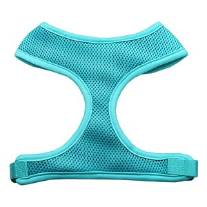 Soft Mesh Harnesses Aqua Medium