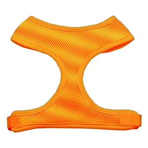 Soft Mesh Harnesses Orange Large