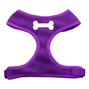 Bone Design Soft Mesh Harnesses Purple Extra Large