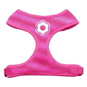 Daisy Design Soft Mesh Harnesses Pink Extra Large