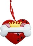 Royal Pet Christmas Ornament